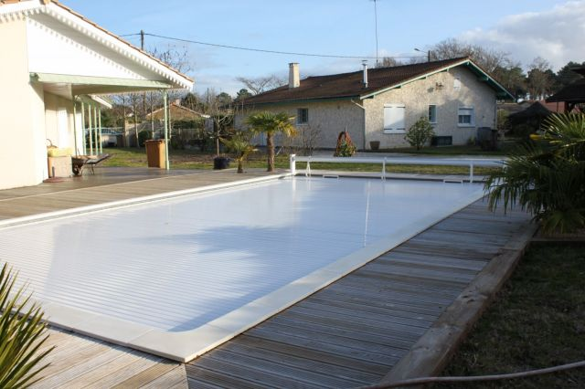 Construction r alisation et pose de piscine vers biganos for Prix piscine 5x10