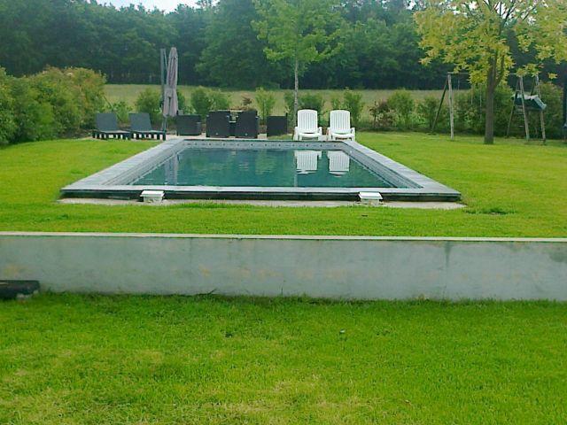 Cr ation et entretien de piscines sur le bassin d 39 arcachon for Prix piscine traditionnelle